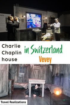 Remember these movie scenes from Chaplin movies? Charlie Chaplin, one of the most powerful protagonists in world cinema spent the last 25 years of his life in Vevey Switzerland, one of the pearls of the beautiful Swiss Riviera. Chaplin's World, the Charlie Chaplin house in Switzerland - a must-visit place if you are in Switzerland. #CharlieChaplin #Chaplinsworld #Switzerland Switzerland Travel Guide, Switzerland Itinerary, Visit Switzerland, Europe Travel Guide, Travel Guides, Travel Abroad, Places To Travel, Travel Destinations, Berlin