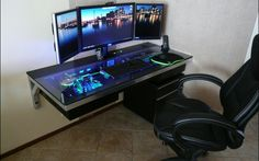 This is an awesome setup for gaming