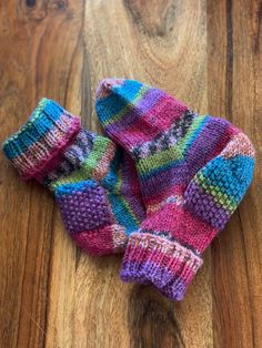 Excited to share this item from my shop: Hand knitted toddler socks, mixed fiber, multi coloured socks, comfy socks, cute socks Comfy Socks, Warm Socks, Cute Socks, Woolen Socks, Cotton Socks, Knitting Socks, Hand Knitting, Multi Coloured Socks, Mixed Fiber