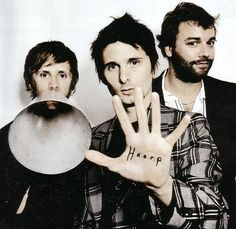 my muse, Muse.. One of the few bands I've liked for over 15 years!!! :)
