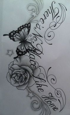 Rose And Butterfly Tattoos  3998.jpg