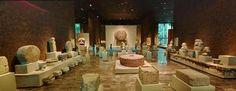 Museo Nacional de Antropología e Historia, Sala Mexica, hoy ...