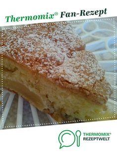 Apfelkuchen schnell & lecker von OlgaStil. Ein Thermomix ® Rezept aus der Kategorie Backen süß auf www.rezeptwelt.de, der Thermomix ® Community.