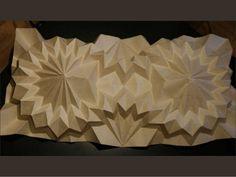 BIBLIOGRAFIA 1. Folding techniques for designers : from sheet to form Paul Jackson Tt 870 J33 2011 Paul Jackson, Origami Design, Line Design, Artsy Fartsy, Fractals, Paper Art, Table Lamp, Projects, Designers