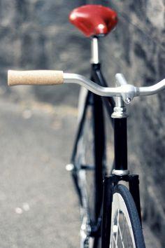 my fixed gear - Black/White Kilo TT
