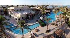 Отель Jaz Makadina расположен на пляже, от отеля до аэропорта Хургада 30 км. К услугам гостей отеля Jaz Makadina: открытый бассейн, собственный пляж. #Египет  В отеле: 270 номеров. В номерах: ванная/душ, кондиционер, телефон, балкон, фен, телевизор, мини-бар (платно). Из окон открывается вид на Красное море, бассейн или сад. #море  Гости отеля могут поиграть в теннис и пляжный волейбол, или сходить в тренажерный зал. http://www.bontravel.com.ua/tours/hotel-jaz-makadina-makadi-bej-egipet/