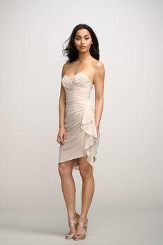 Watters Maids Dress Carnation Style 2592I | Watters.com