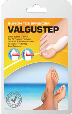 Valgustep Day is a method to fight a bone spur Toe Spreader, Acupuncture Points, Health And Beauty, Healthy Life, Rid, The Cure, At Least, Health Fitness, How To Remove