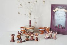 Your place to buy and sell all things handmade Babies First Christmas, Christmas 2017, Christmas Crafts, Reindeer Decorations, Christmas Decorations, Handmade Shop, Handmade Gifts, Holiday Fun, Holiday Decor