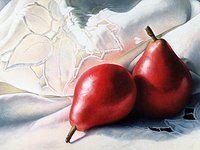 Linda Lucas Hardy Fine Art   Colored Pencil: Pg 1