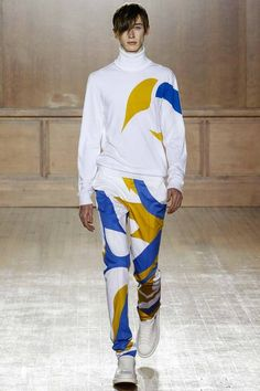 OBSESSED with the Alexander McQueen | Spring 2015 Menswear Collection