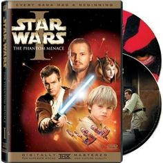 Star Wars: Episode I - The Phantom Menace (Widescreen Edition) --- http://www.amazon.com/Star-Wars-Episode-Phantom-Widescreen/dp/B00003CX5P/?tag=jamesearlsellerso-20