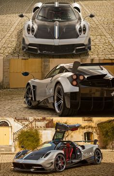 $2.6 million – Pagani Huayra BC