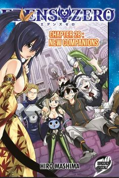 Read manga Eden's Zero - New Companions online in high quality Anime Echii, Anime Nerd, Anime Comics, Kawaii Anime, Nouveau Manga, Zero Wallpaper, Rave Master, Fairy Tail Girls, Naruto Vs Sasuke