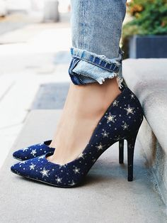 SALE ON SALE!! // Charles David Star Light Heel at Free People Clothing Boutique