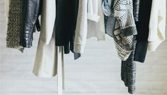 "♣ Why You Only Need 37 Items in Your Closet - ""a mini wardrobe made up of 37 really versatile pieces that you totally love to wear."" The beauty of a capsule wardrobe is that it's applicable to any style, yet the end goal is the same: to save you time getting dressed, money spent on clothes and energy thinking about what to wear. The final result is four solid capsule wardrobes, one for each season. All you have to do is pull them out of storage, swap out a few pieces and you're good to go."