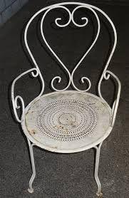 Bildergebnis Für Alte Metall Stühle