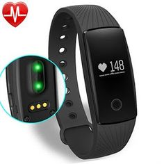 Fitness Tracker, Willful® Activity Tracker Cardio ...