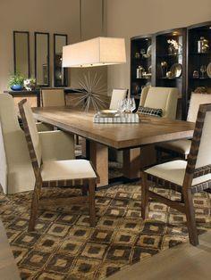 Anderson Furniturelove The Round Tuft Leather Ottoman