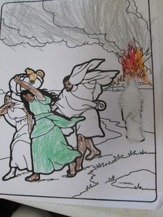 Sodom and Gomorrah: Pillar of Salt