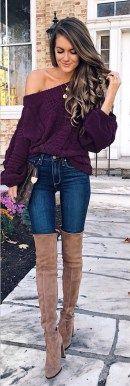 Best casual winter outfit ideas 2018 for women 15