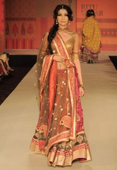 Ritu Kumar introduces her bridal collection Bridal collection 2011, 'Falaknuma' ~ Bridal Truth
