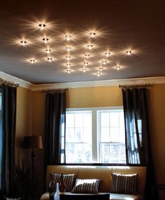 WAC Lighting's Beauty Spots Decorative Recessed Lighting