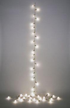 String lights.  #DearTopshop