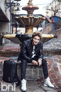 [TRANS] 141203 International bnt News' Star Gallery – Kim Jaejoong in Vienna, Austria