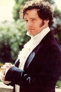 Colin Firth is THE Mr. Darcy. Accept no substitutes