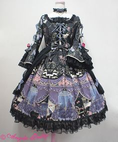 Angelic Pretty True Rose Story Dress