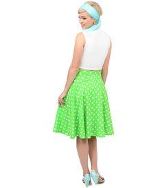 starting fresh printed skirt modern vintage clothing