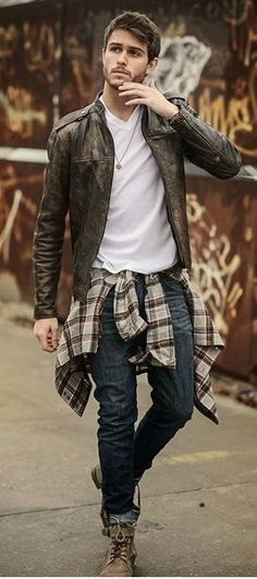Mens leather jackets. Leather jackets are a vital part of every single man's set of clothes. Men require jackets for a variety of situations and several weather conditions