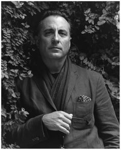 Andy Garcia photographed by Bruce Weber
