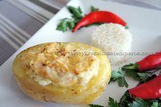 Batatas Recheadas | Receitas e Temperos