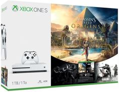 Xbox One S Assassin's Creed Origins Bonus Bundle (1TB): $95.68 End Date: Sunday Apr-8-2018 6:35:02 PDT Buy It Now for only: $95.68 Buy It…