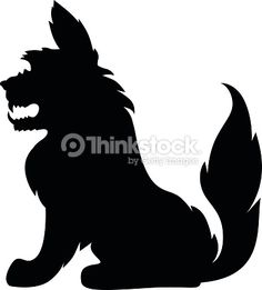 Image result for  scary silhouette
