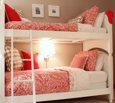 "Discover more details on ""modern bunk beds"". Check out our site. Discover more details on ""modern bunk beds"". Check out our site. Bunk Beds For Girls Room, Kids Bunk Beds, Big Girl Rooms, Girls Bedroom, Bedroom Ideas, Twin Room, Bedroom Red, Casa Disney, Wooden Bunk Beds"