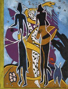 Francis Picabia: Au Théâtre (1945-1946)