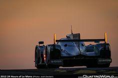 2012 Le Mans e-Tron