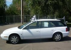 1999 Saturn SW = STATION WAGON, MANUAL TRANS, 35+ MPG= - $3495 (Longmont, Call Humberto)
