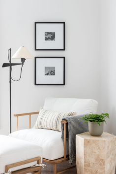4 Simple Tips For Mixing Lighting Hanging Artwork, Studio Mcgee, Interiores Design, Decoration, Great Rooms, Family Room, Pillows, Throw Pillow, Cushions