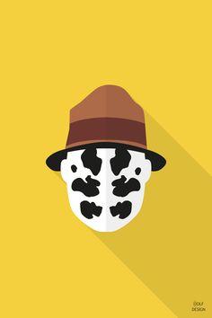 Rorschach - Watchmen