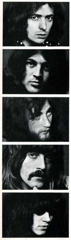 Deep Purple In Rock Blackmore's Night, Greatest Rock Bands, Dazed And Confused, Black Sabbath, Rock Stars, Rock Music, Deep Purple, I Love Him, Rock N Roll