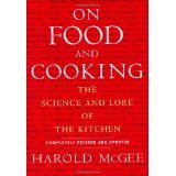 On Food and Cooking: The Science and Lore of the Kitchen (Hardcover)By Harold McGee