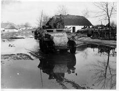2.SS-Panzerdivision Das Reich  Das Reich vehicles in the Ukraine 1943.