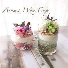 "Floria〜お花のハンドメイド教室〜 on Instagram: ""@carafiore.mitsuyo 先生の アロマワックスカップ。  1 Day レッスンに 生徒さまがお越しくださいました。  お花の資格をお持ちの生徒さま。 お花の扱いや選び方がとても上手です♡  私も大好きなローズのアロマカップ。…"" Beautiful Flowers, Panna Cotta, Candles, Biscuit, Ethnic Recipes, Gifts, Decorations, Food, Watercolor Painting"