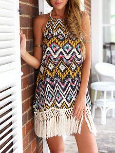 I like this shift dress!!!