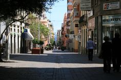 Calles de #SantaCruzdeTenerife, #Tenerife - #IslasCanarias