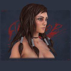 ART WAR | 3D | Huntress | fantasymaster - Art Challenges / ART WAR 3D - Forums - Cubebrush